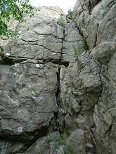 Большая щель - маршрут Змей