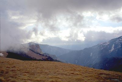 Пейзаж Лагонаки