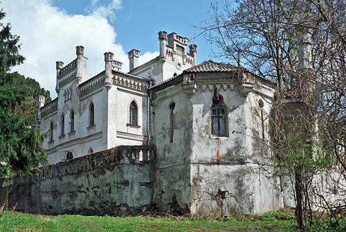 Дворец Шаровка